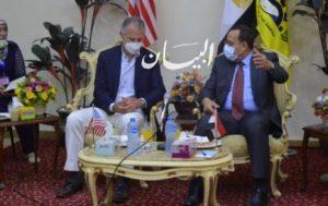 الولايات المتحدة تُسلّم 20 حافلة جديدة إلى محافظة شمال سيناء