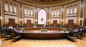 الرئيس عبد الفتاح السيسي ال يستقبل رؤساء المحاكم الدستورية