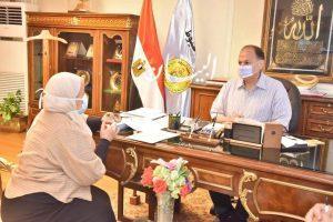 محافظ أسيوط يعتمد محضر جلسة استماع المخطط الاستراتيجي العام لمدينة أبوتيج